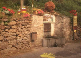 fontana dell'orsa